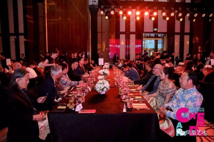 7ART CHENGDU国际当代艺术博览会开幕VIP晚宴