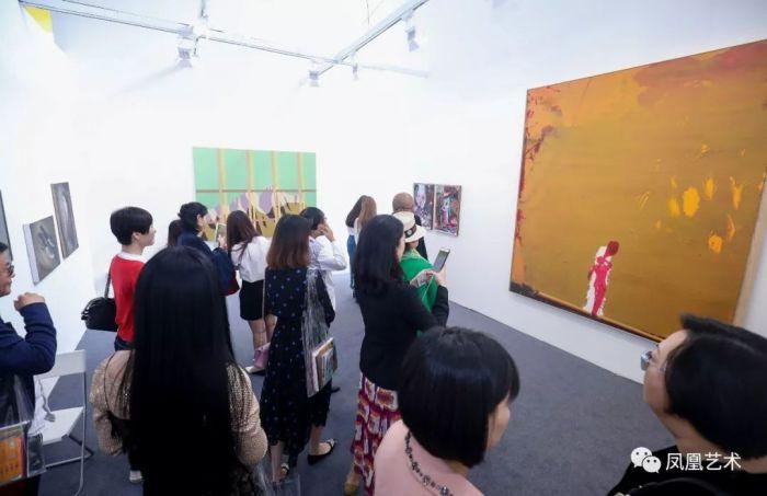 12 首届ART CHENGDU国际当代艺术博览会现场