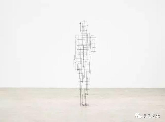 37安东尼·葛姆雷人体雕塑作品售出35万英镑