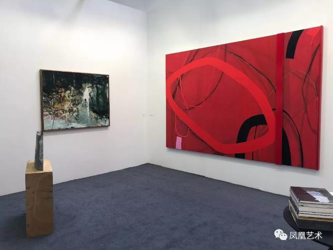 39蜂巢当代艺术中心售出的周力作品