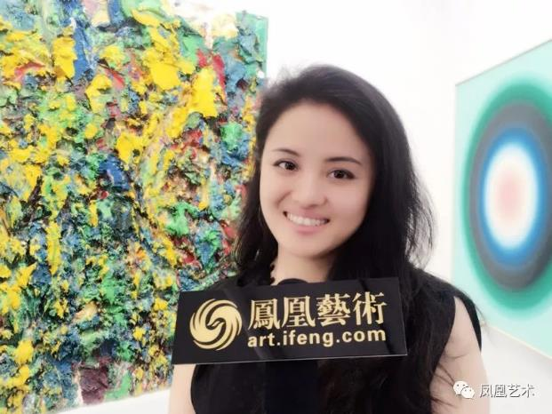 """A07-当代唐人艺术中心(香港)总监王贝莉接受""""凤凰艺术""""专访"""