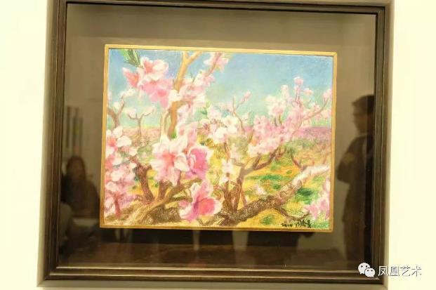 A16-4《扬州片石山房》周春芽,2014 (图片来源:艺术商业)