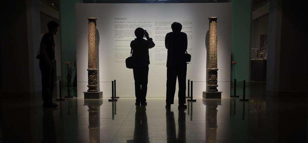 中国美术馆首次推出乌拉圭瓜拉尼艺术展
