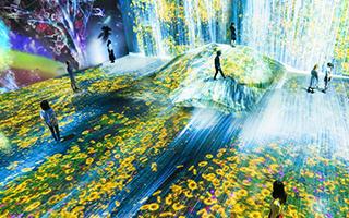 teamlab将在东京森大厦建数字艺术博物馆