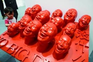 第十三届艺术北京博览会在北京全国农业展览馆开幕