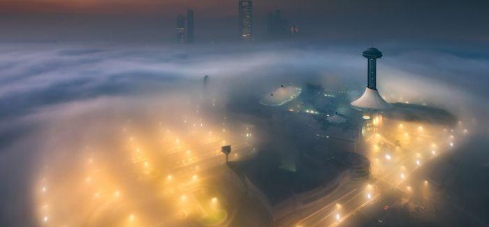 被浓雾笼罩的激情