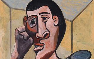 毕加索《水手》领衔纽约印象派及现代艺术晚拍