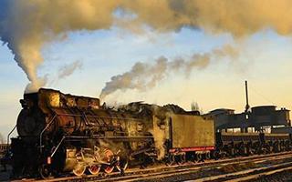 致敬最后的蒸汽火车