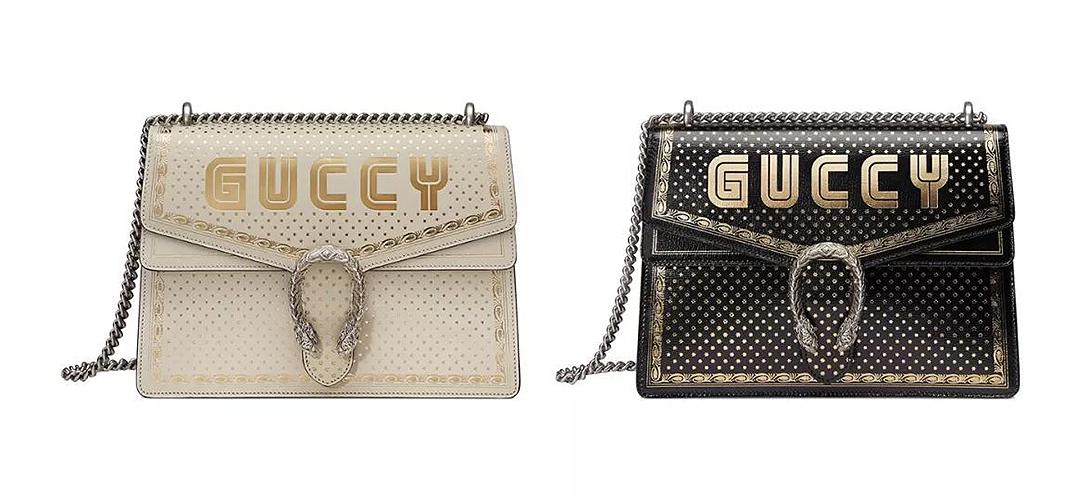 2018的Gucci 80后的专属彩蛋