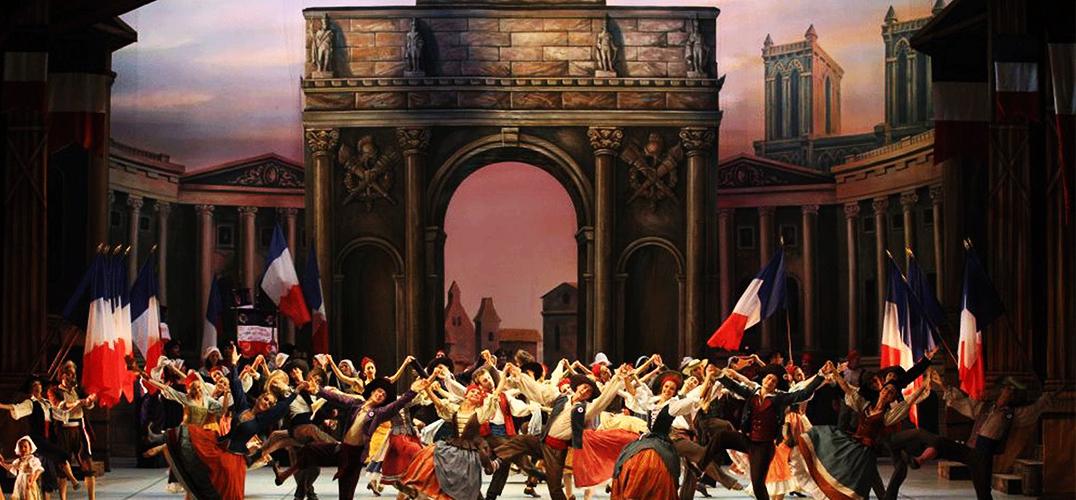 《巴黎的火焰》让人激情澎湃