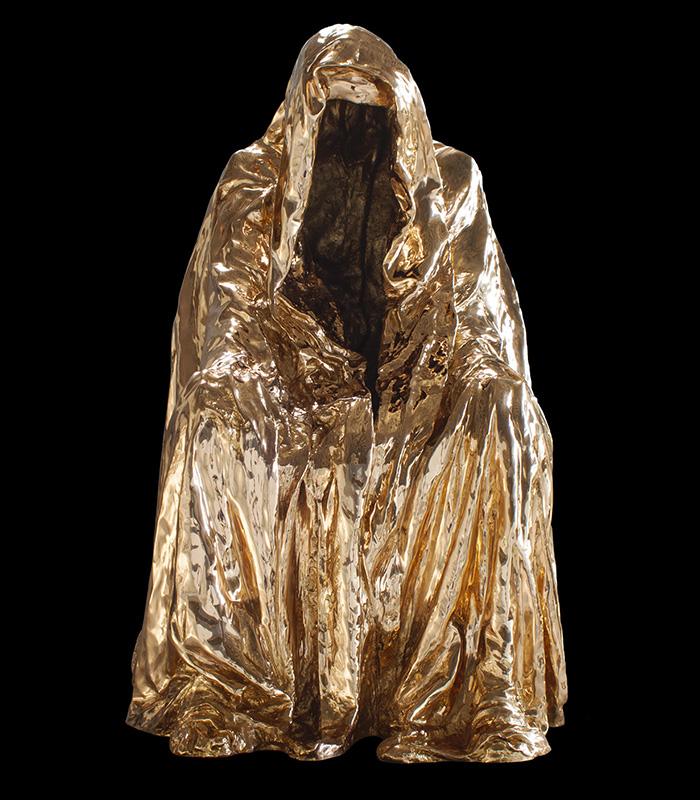 Cloak-bronze-gold-front