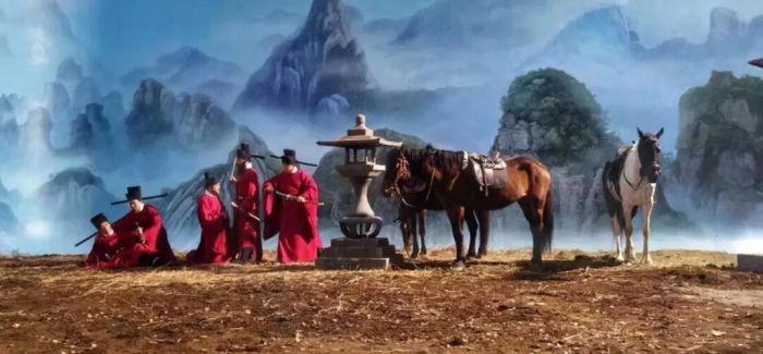 杨福东新片《明日早朝》杀青 唯美与废墟中遭遇困境