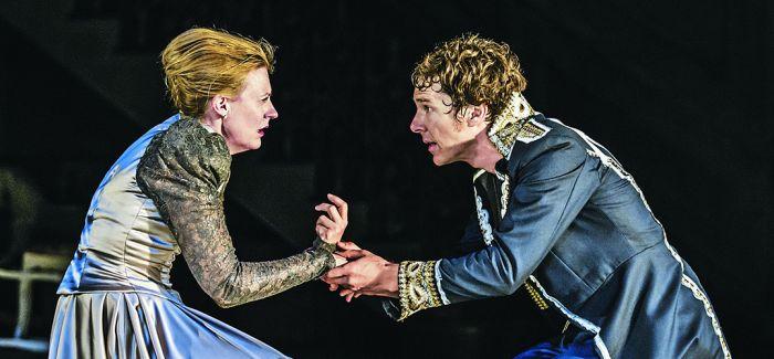 让哈姆雷特在21世纪醒来
