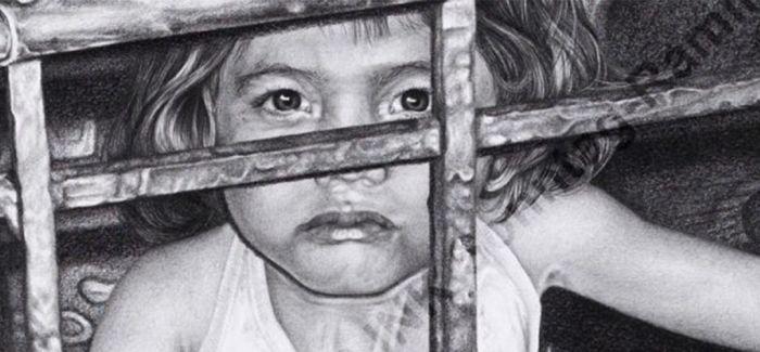 悲悯文学——铁窗内的孩子