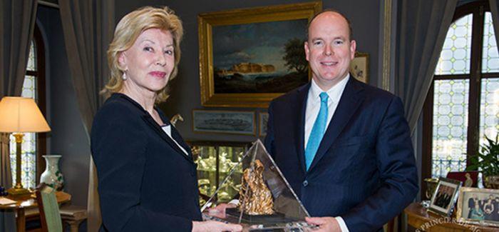 高美奖——摩纳哥阿尔伯特二世亲王