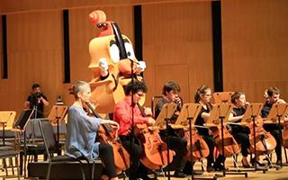 2018超级大提琴:一场零距离与古典音乐的互动