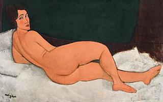 莫迪里阿尼与毕加索的交汇