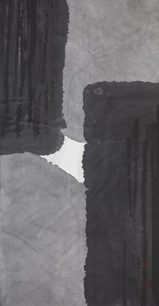 6.构成研究-134x70cm-2013