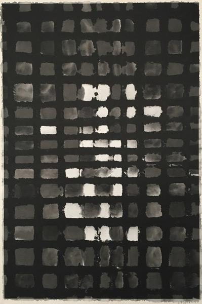 8.光斑系列-70x45cm-2014