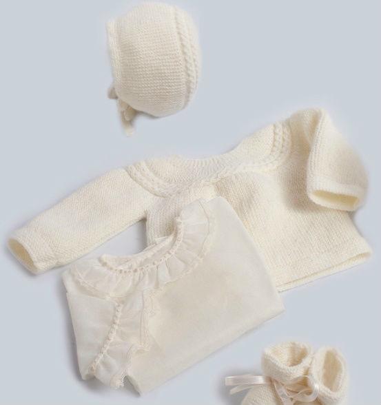 Irulea婴儿套装(图片来源于whatkateskidswore)