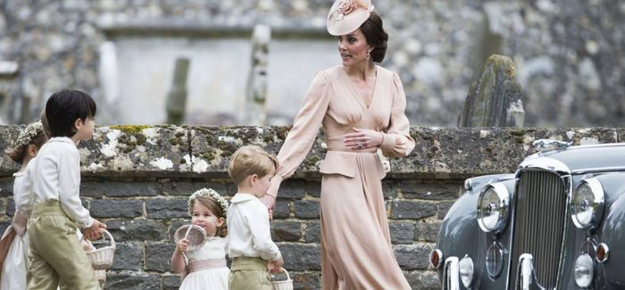 英国王室宝宝的穿搭指南