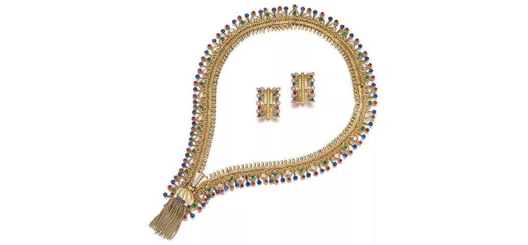 珠宝首饰的时尚口味