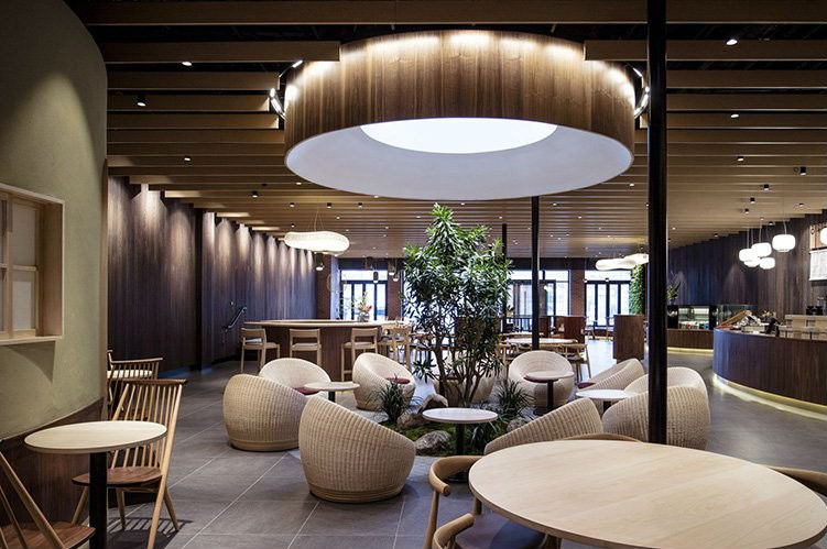 日本设计师把町屋茶馆带到现代的波士顿第2张图片