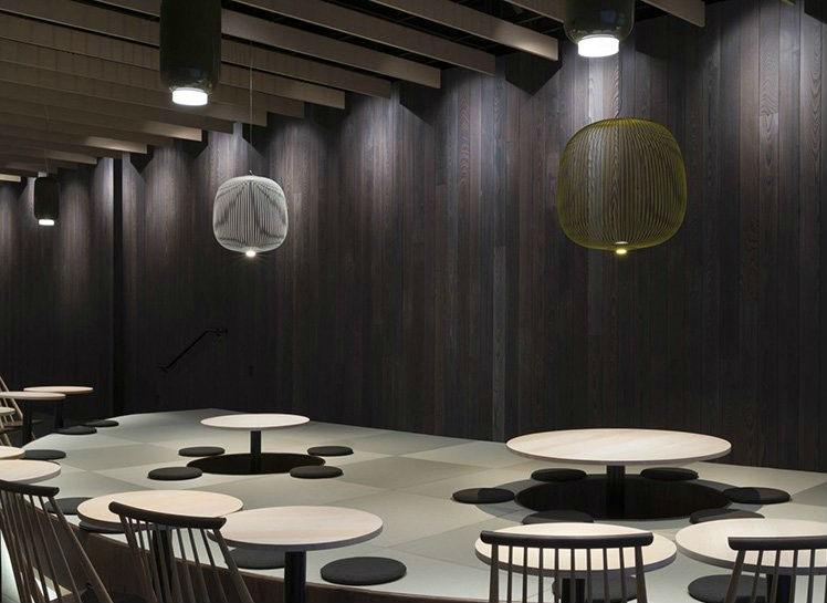 日本设计师把町屋茶馆带到现代的波士顿第6张图片