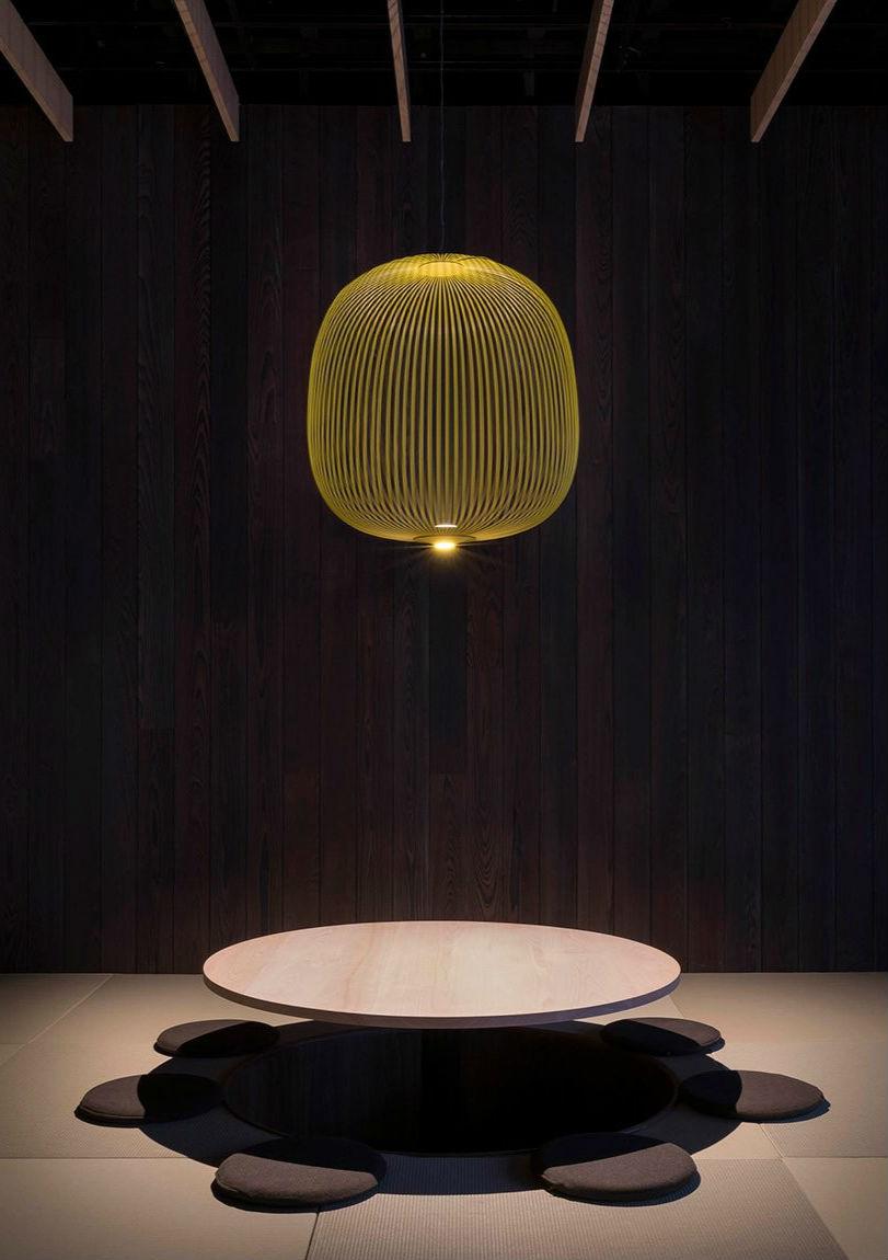 日本设计师把町屋茶馆带到现代的波士顿第5张图片
