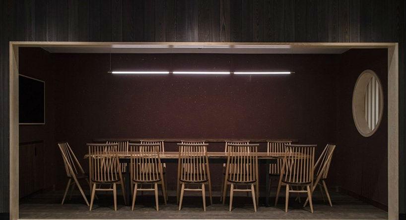 日本设计师把町屋茶馆带到现代的波士顿第10张图片