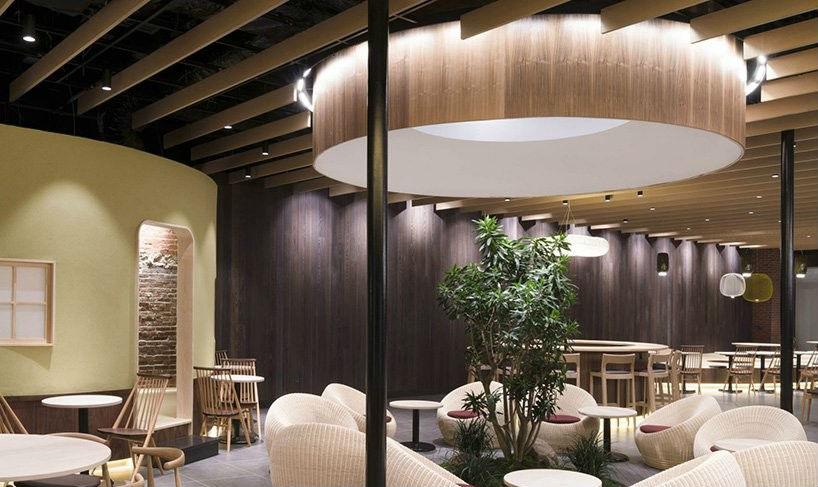 日本设计师把町屋茶馆带到现代的波士顿第3张图片