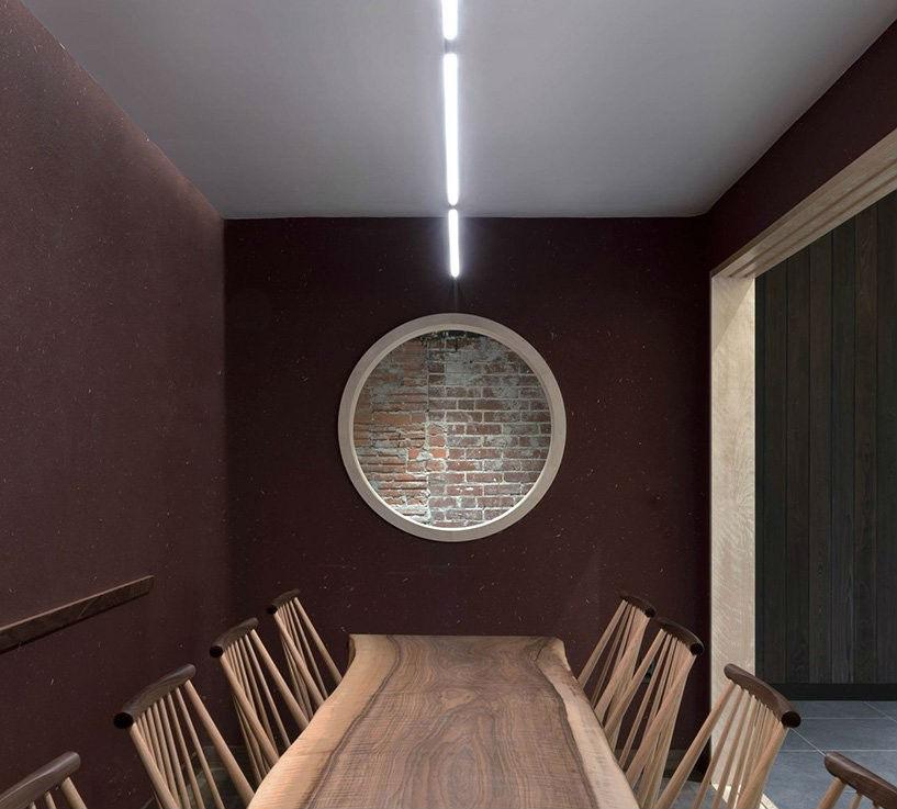 日本设计师把町屋茶馆带到现代的波士顿第9张图片