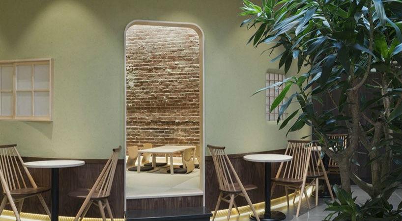 日本设计师把町屋茶馆带到现代的波士顿第4张图片