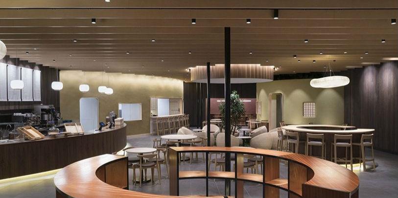 日本设计师把町屋茶馆带到现代的波士顿第12张图片