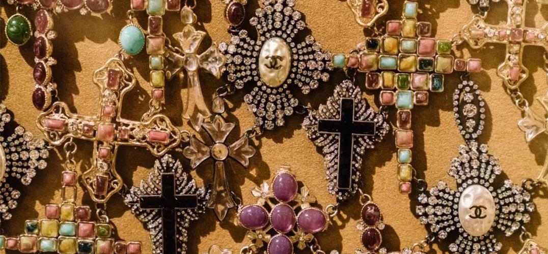 时尚与宗教的奇想