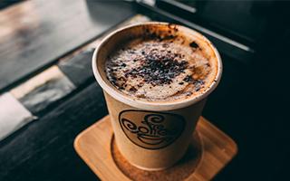 舌尖上的咖啡奶泡