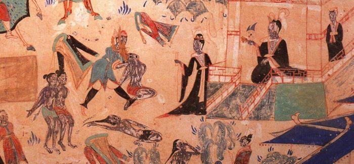 敦煌壁画揭秘千年酒文化