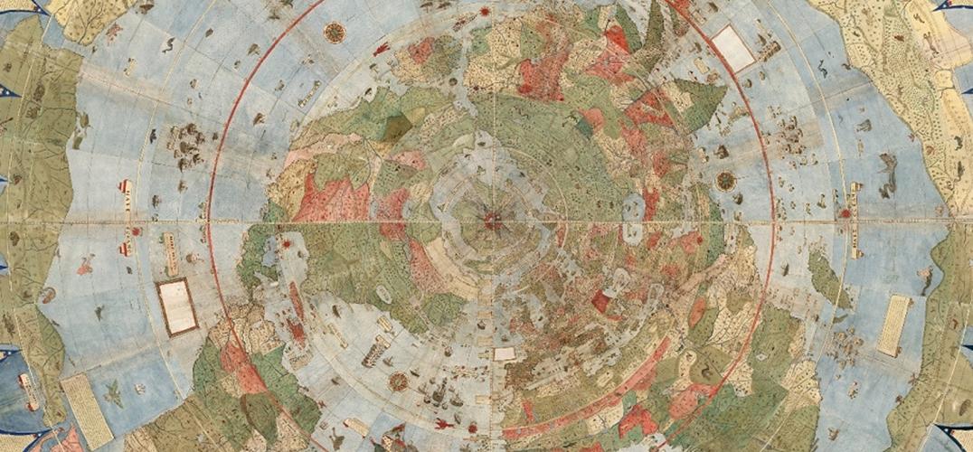 430年前的世界是怎样的