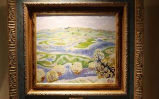 俄罗斯圣彼得堡当代油画精选作品的无底价拍卖