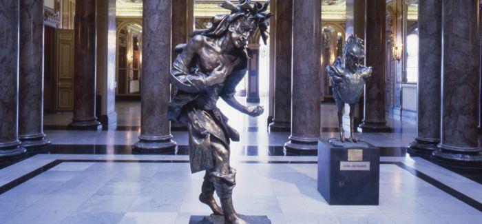 8座雕塑的旅行