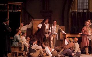 中英澳三国剧院联手打造《纽伦堡的名歌手》