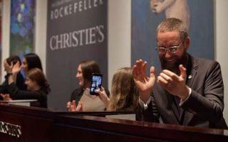 1.57亿美元 莫迪利亚尼作品纽约成交