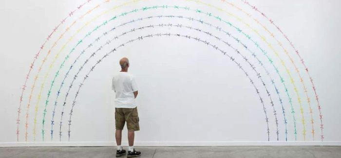 法国杜尚奖提名艺术家作品展亮相清华大学