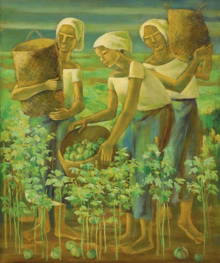 香港春拍将呈献一系列知名菲律宾艺术家的代表作品