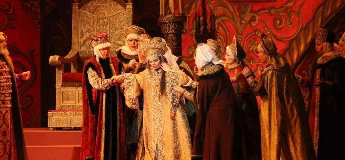 《沙皇的新娘》 美如油画般的歌剧