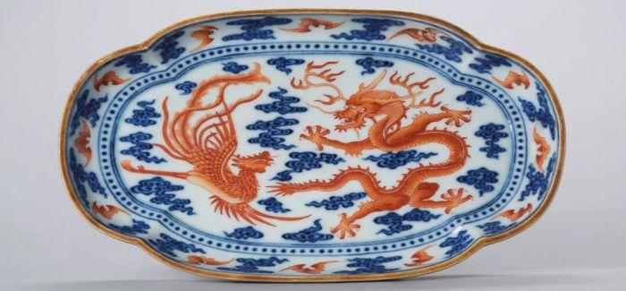 花卉图案 中国瓷器上的装饰主题