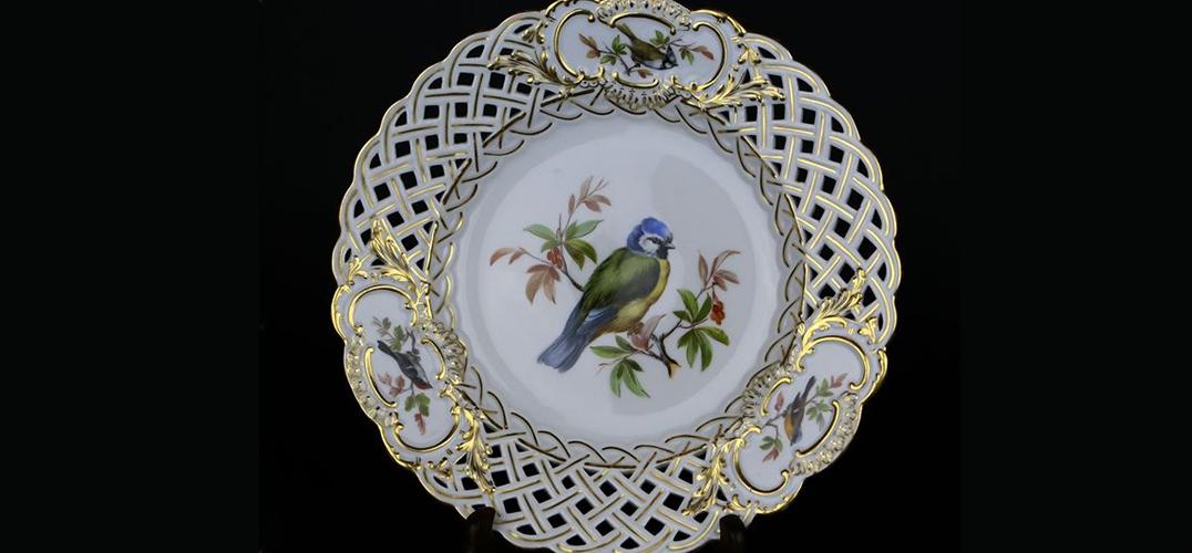 百变造型!德国梅森瓷器百年臻艺展开展