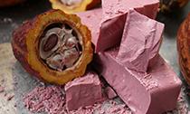 巧克力的粉红少女心