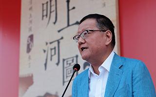刘长乐:用心描绘鲜活的《清明上河图》