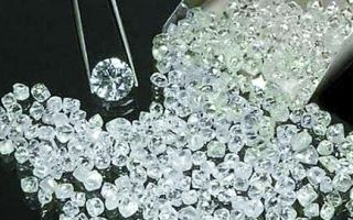 """你知道么 钻石是""""种""""出来的"""